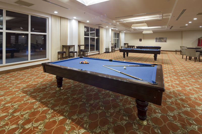 Korel Termal Hotel Bilardo