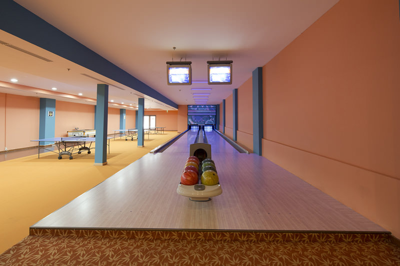 Korel Termal Hotel Bowling