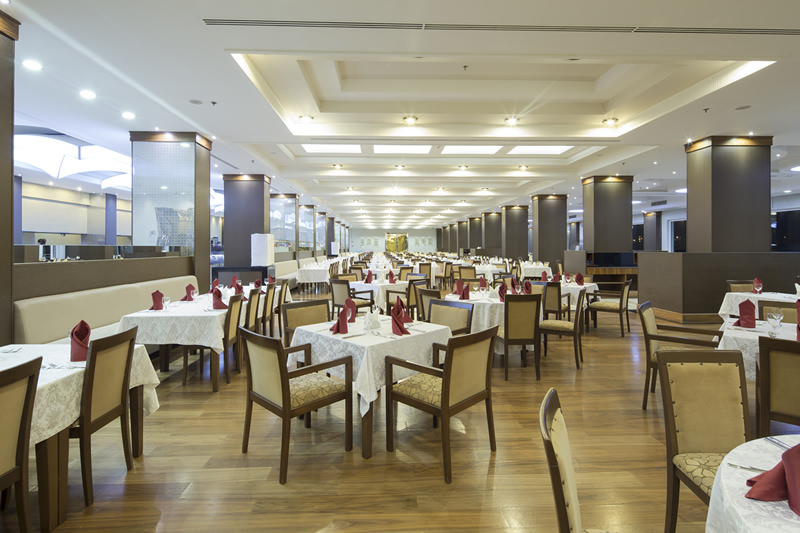 Korel Termal Hotel Restaurant