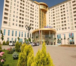 Sanitas Thermal Hotel Otel Dışı